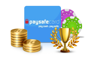 Elite Online Casinos to Use Paysafecard