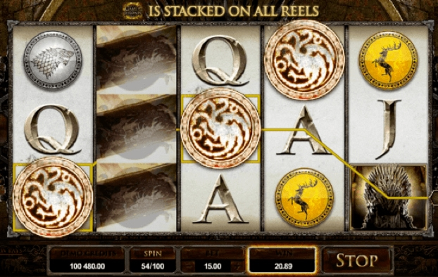 betway - Game of Thrones Slot