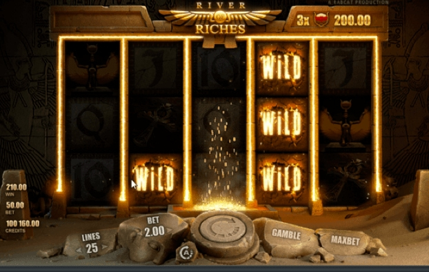 betway - River of Riches Slot